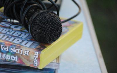 boxe audio pentru karaoke
