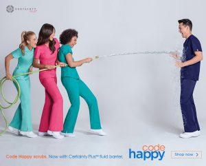 uniforme medicale Disney